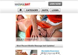 Mobile Massage Bait